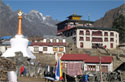 Tengboche  Monastry  - Everest Region Trek